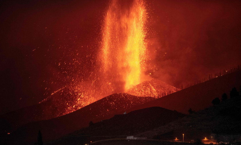 Czy wybuch wulkanu w Hiszpanii będzie miał wpływ na powietrze w Polsce?