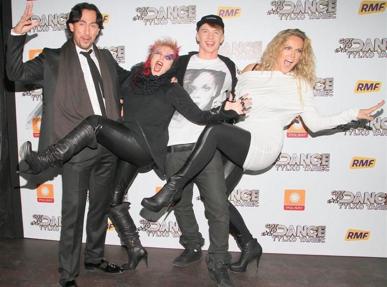 """Jury programu """"Got to dance. Tylko taniec"""""""