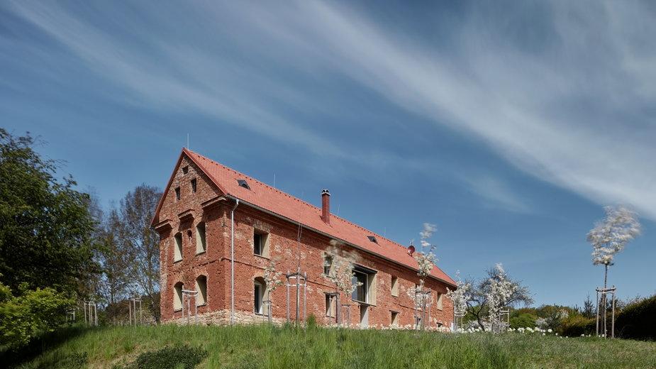 Przebudowa starej chaty