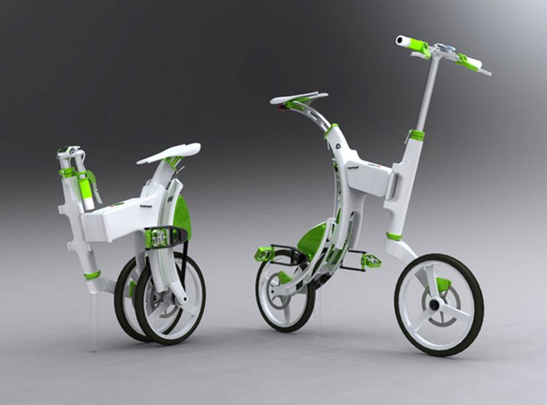 Elektro-rower dla eko-rowerzystów