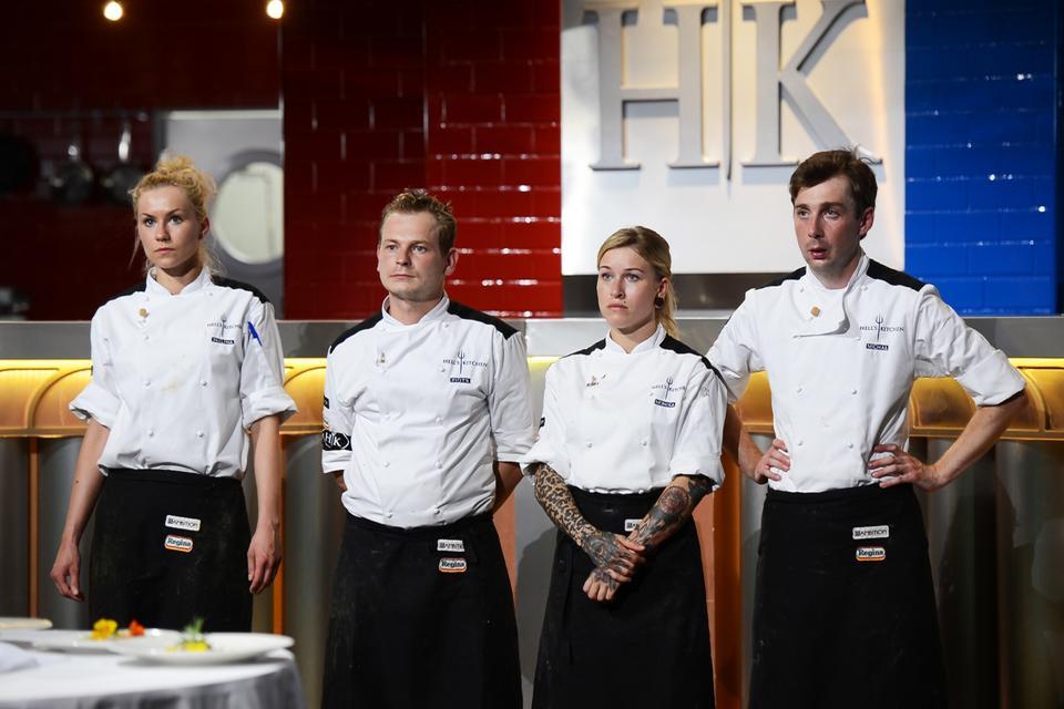 Monika Dąbrowska Wygrała 2 Edycję Hells Kitchen