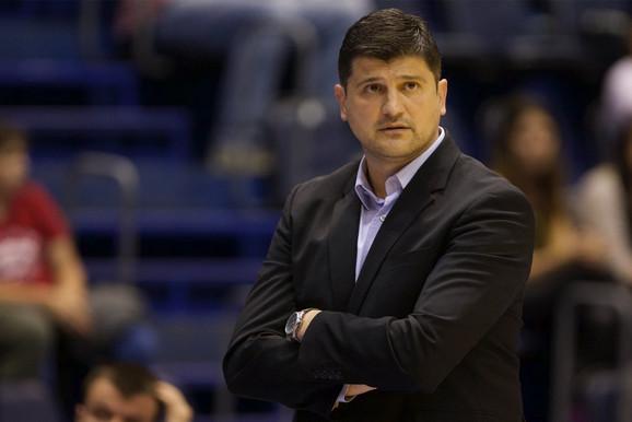 Vladimir Đokić biće novi trener Dinamika