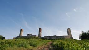 Zamek w Chęcinach zamknięty w roku 2013