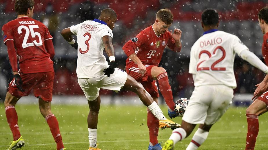 Liga Mistrzów: Bayern - PSG