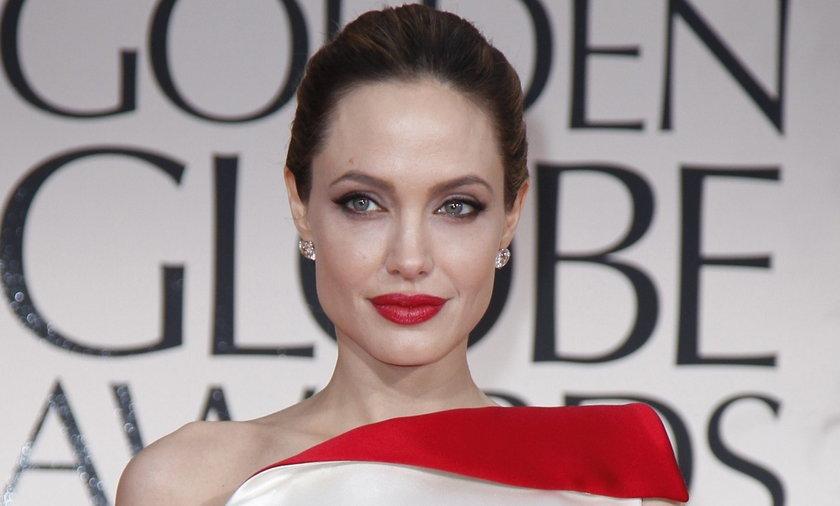 Angelina Jolie: jestem w ciąży