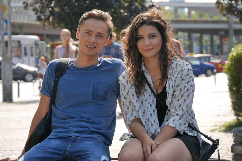 Magdalena Wieczorek i Patryk Pniewski
