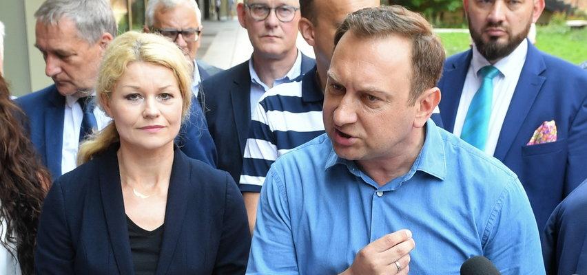 Trela i Pawliczak odwieszeni w prawach członków Lewicy