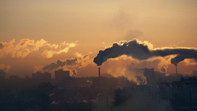 Zanieczyszczenie powietrza szkodzi zwłaszcza dzieciom
