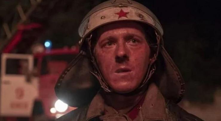 vatrogasac, Černobilj