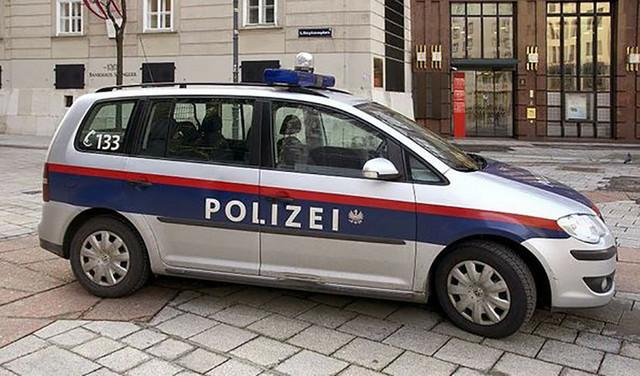 Policija Austrija