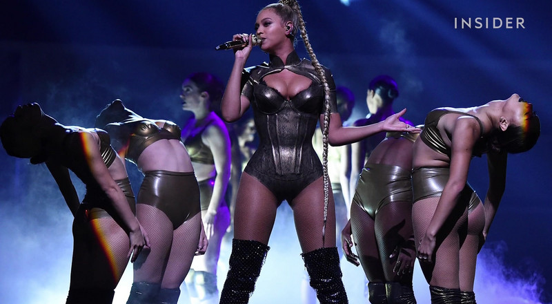 What it takes to become a backup dancer for Beyoncé
