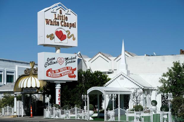Little white wedding kapela