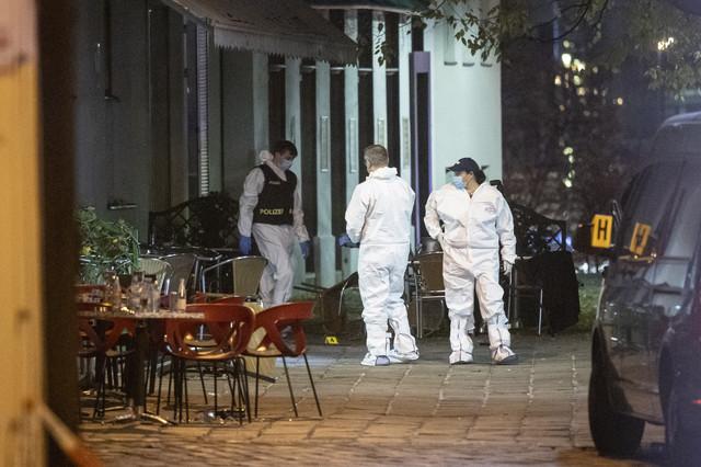 Terrorist attack in Vienna