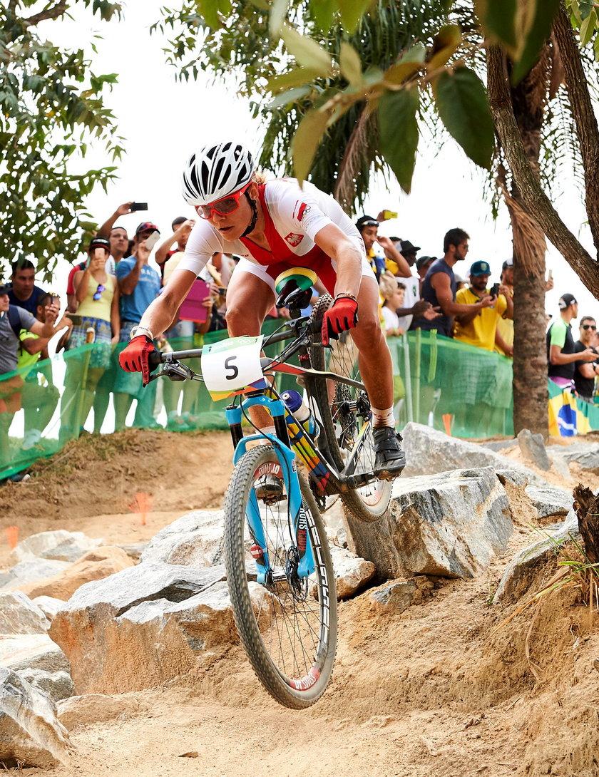 Rio 2016: Maja Włoszczowska wicemistrzynią olimpijską!