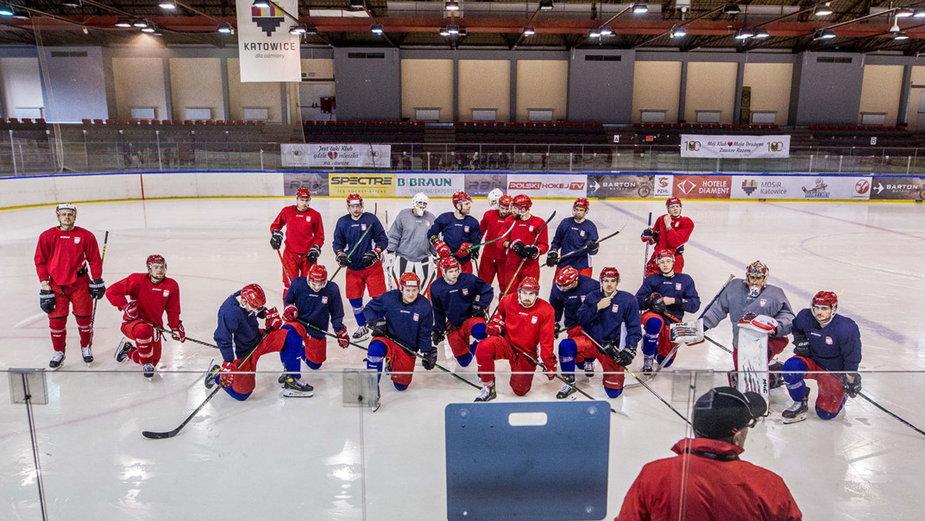 Reprezentacja Polski przygotowuje się do turnieju Trójmorza