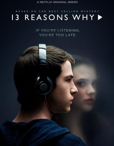 Poster 13 Reasons Why. Foto: Imdb.com