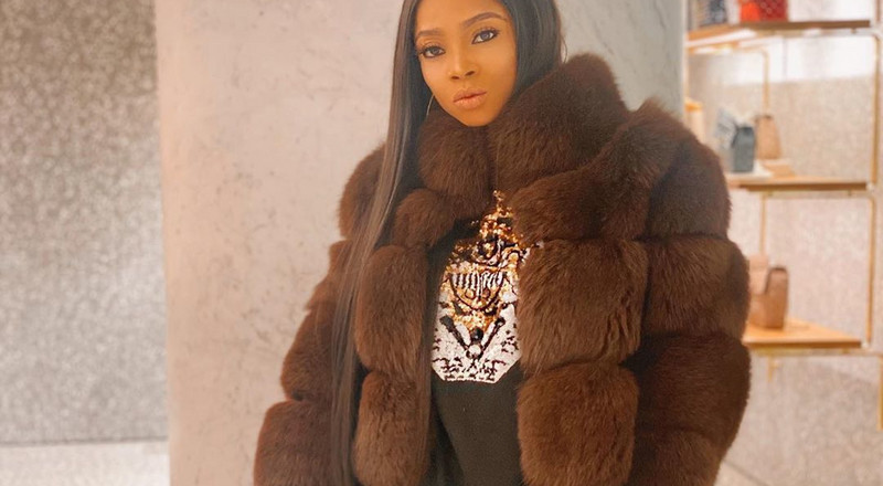 Toke Makinwa says the government doesn't have the accurate data of people with coronavirus
