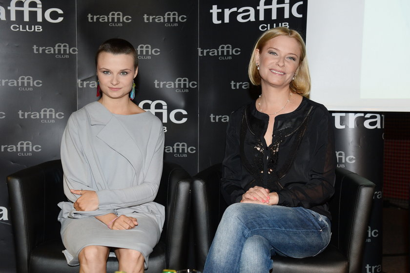 Paulina Młynarska i Alicja Nauman
