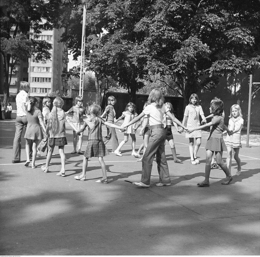 Wakacje przed 1989 rokiem
