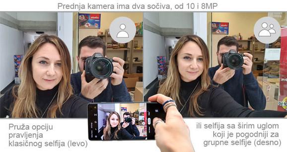 Selfi kamera