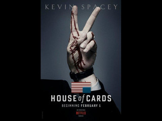 House of Cards plakat