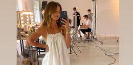 Anna Lewandowska w sukience z sieciówki. Nie uwierzycie, ile kosztuje!