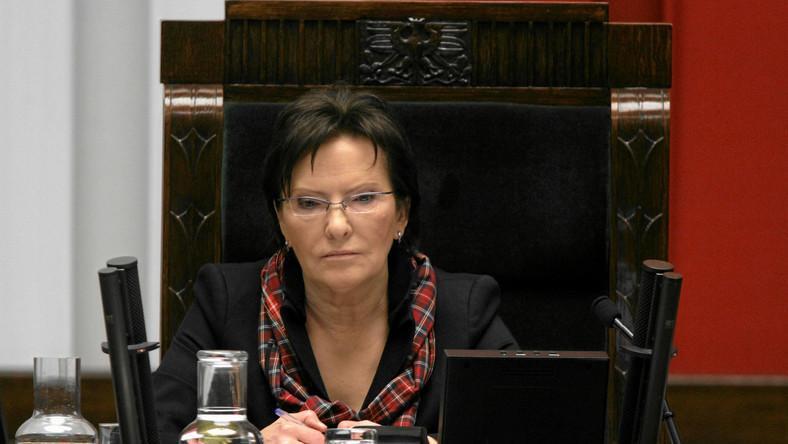 Kopacz nie zgodziła się, by powstał komitet do spraw promocji wersalek