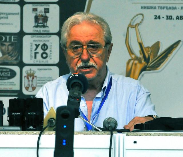 Vladan Živković, umetnički direktor Filmskih susreta