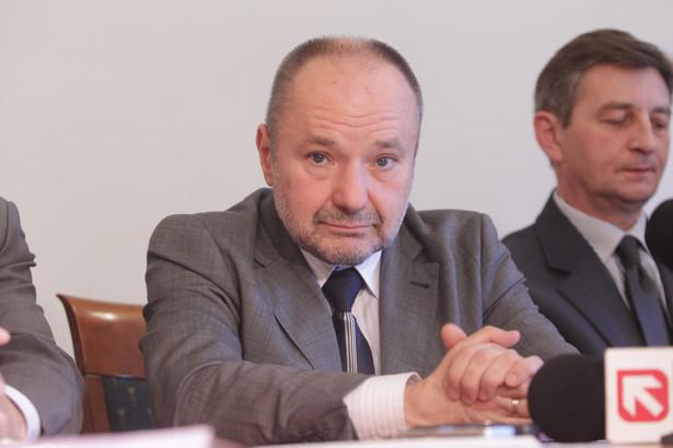 Maciej Łopiński jest od wczoraj przewodniczącym rady nadzorczej PKO BP