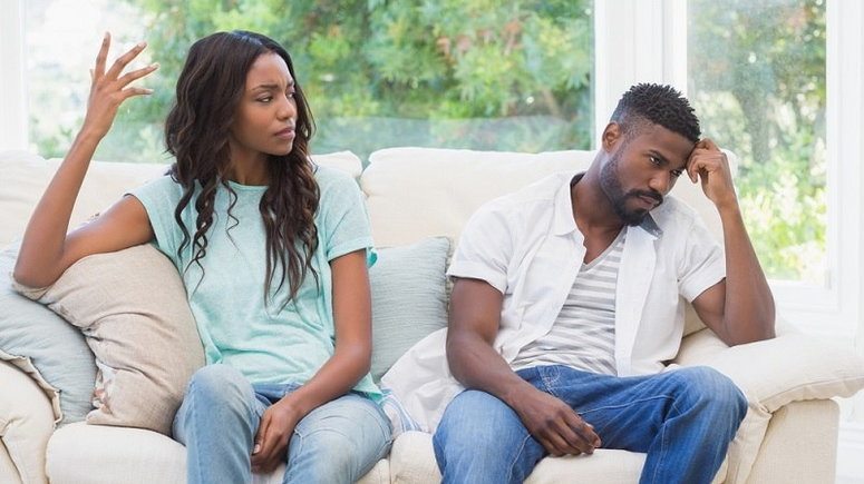 5 signs you're being manipulated in a relationship [Credit - Shutterstock]]