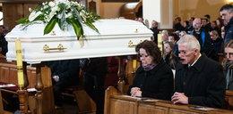 Helena spoczęła w rodzinnym grobie