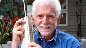 Wynalazca telefonów komórkowych przewiduje przyszłość