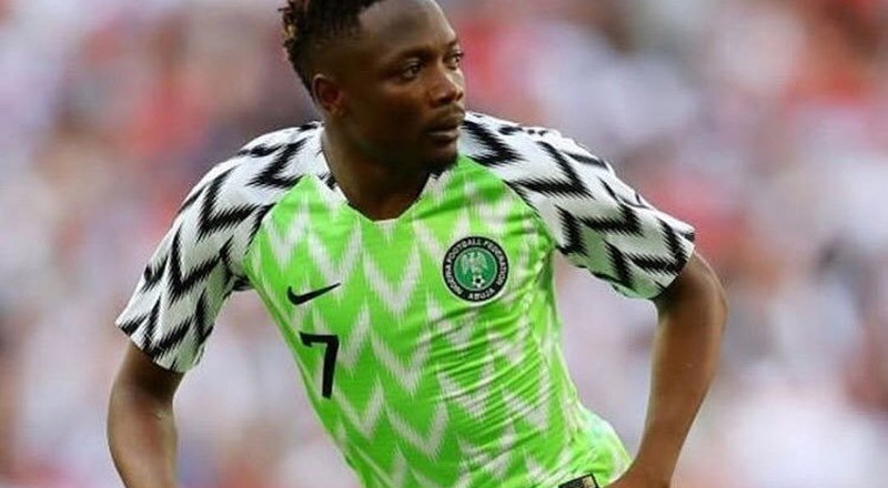 Super Eagles forward Ahmed Musa wins Player of the Year award at NFF Awards, Super Falcons defender Onome Ebi takes Women's Player of the Year prize