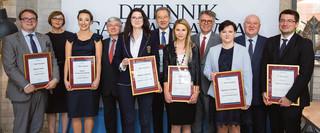 Bona Lex i Złote Paragrafy: DGP nagradza najlepszych prawników