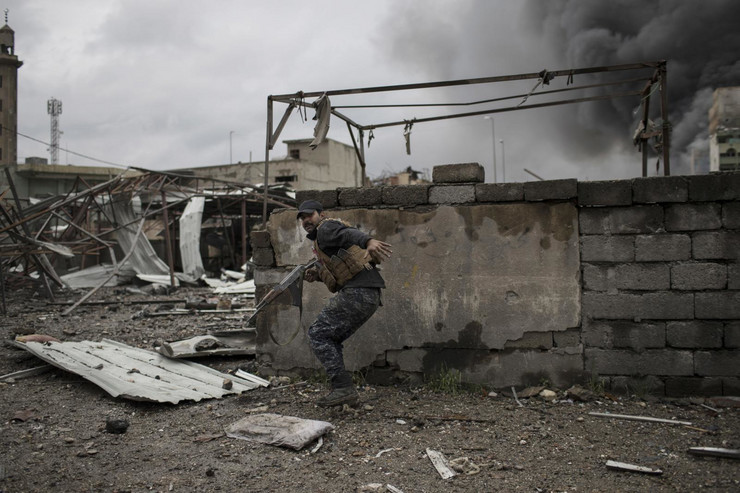 Mosul, Irak, Nove slike