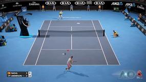 AO Tennis - Rafael Nadal w akcji na pierwszym materiale z rozgrywką