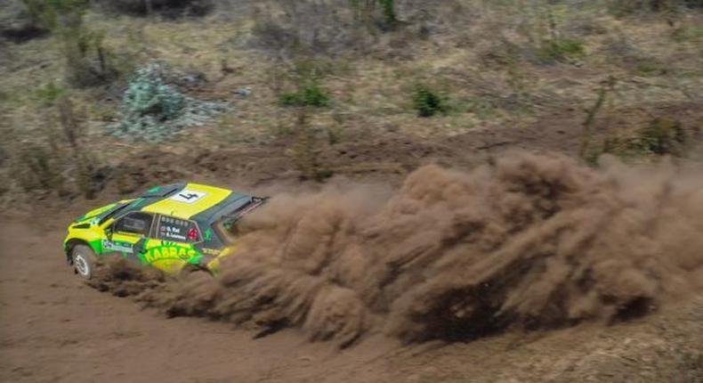 State House Chief of Staff Nzioka Waita to take on Ian Duncan in Safari Rally World Championship