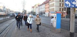 Nowe przejście dla pieszych w centrum