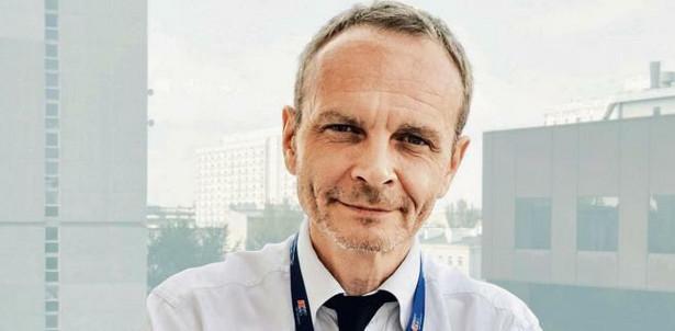 Piotr Rybotycki, chemik i logistyk kolejowy