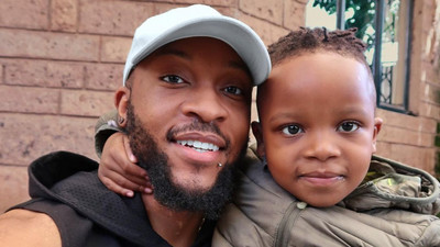 I have no access to you – Frankie Justgymit reveals as he pens down emotional message on son's birthday
