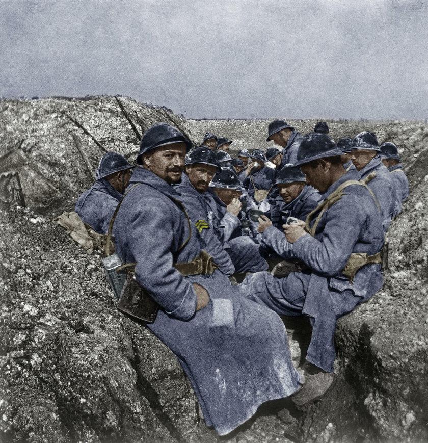 Żołnierze ginęli od salw. To była najkrwawsza bitwa w Europie