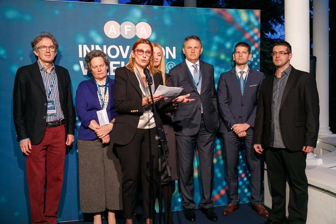 Dodeljene nagrade na Drugoj AFA nedelji inovacija