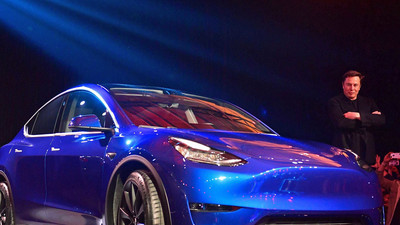 Tesla slashed the price of the Model Y after 4 months on sale —and nixed plans for a cheaper version of the SUV (TSLA)
