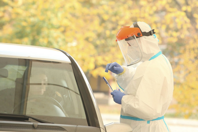Testiranje na korona virus u Banjaluci
