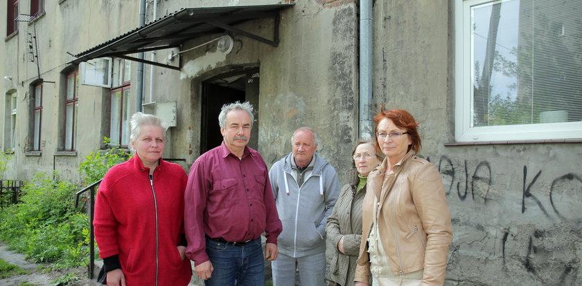 Mieszkańcy Limanowskiego w Łodzi: Będą sławojki i szambo! Zostaniemy bez kanalizacji