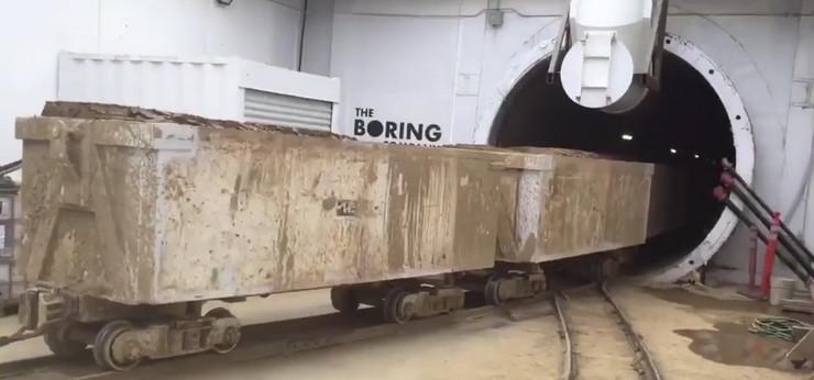 ilon mask tunel boring