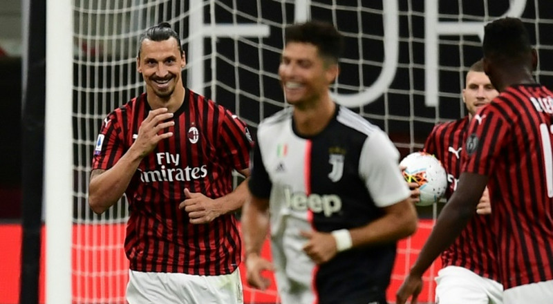 'I'm president, coach and player' says Ibrahimovic after inspiring Milan