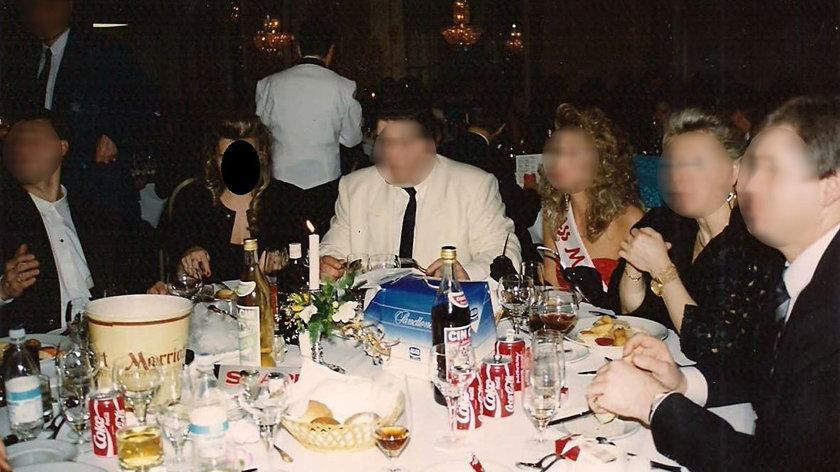 Masa opublikował zdjęcia polskich gangsterów!