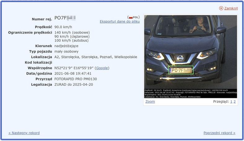 Fotorapid PRO - nowy fotoradar produkcji polskiej firmy ZURAD