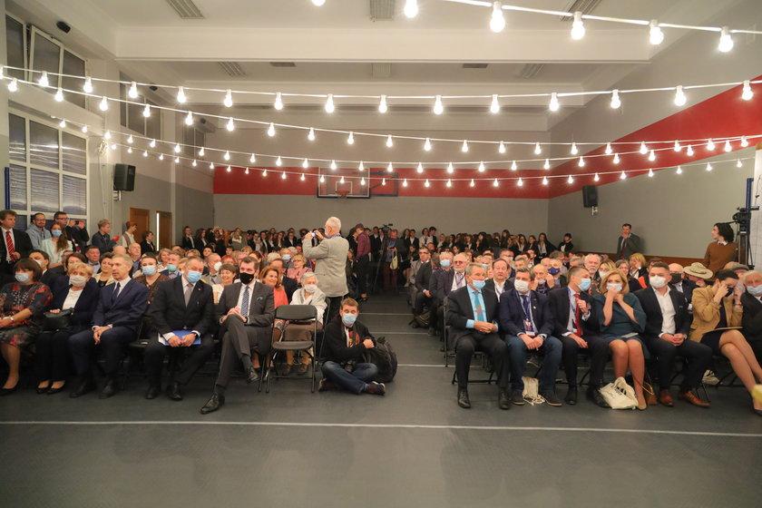 """Zjazd absolwentów """"Kopra"""" z okazji 115-lecia istnienia szkoły"""
